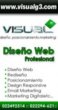 diseño web visualg3