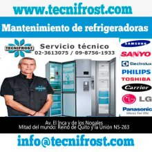Servicio técnico de electrodomésticos en Quito - Ecuador.