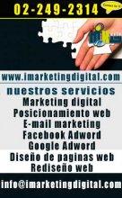 Agencias de marketing Quito Ecuador imarketingdigital