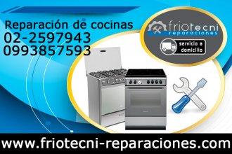 Reparacion de cocinas
