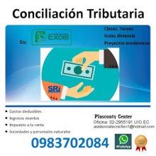 Caso práctico Conciliación tributaria