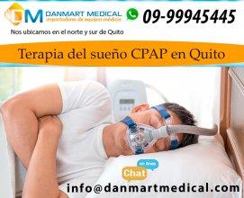Terapia del sueño CPAP, BPAP, AUTO CPAP en Quito