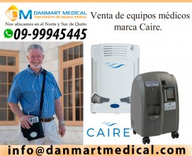 Venta y alquiler de equipos medicos Caire en Quito