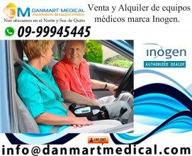 Venta de equipos medicos Inogen en Quito