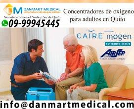 Concentradores de oxigeno para adultos Quito