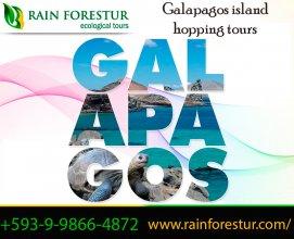 Galapagos island hopping tours