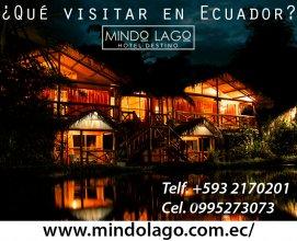 ¿que visitar en ecuador? mindo