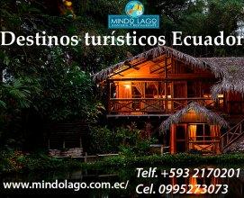 Destinos turisticos ecuador mindo