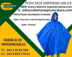 Ponchos Impermeables