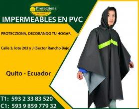 Impermeables PVC