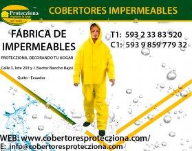 Cobertores impermeables
