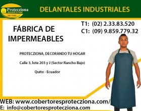 Delantales Industriales