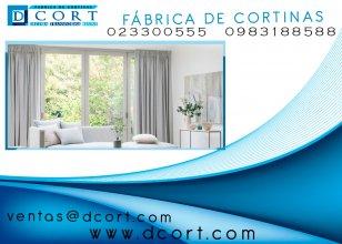 Fabrica de cortinas