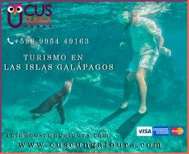 Turismo en las islas Galapagos